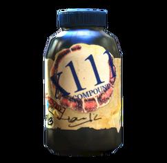 X-111 compound