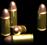 .45 caliber FMJ