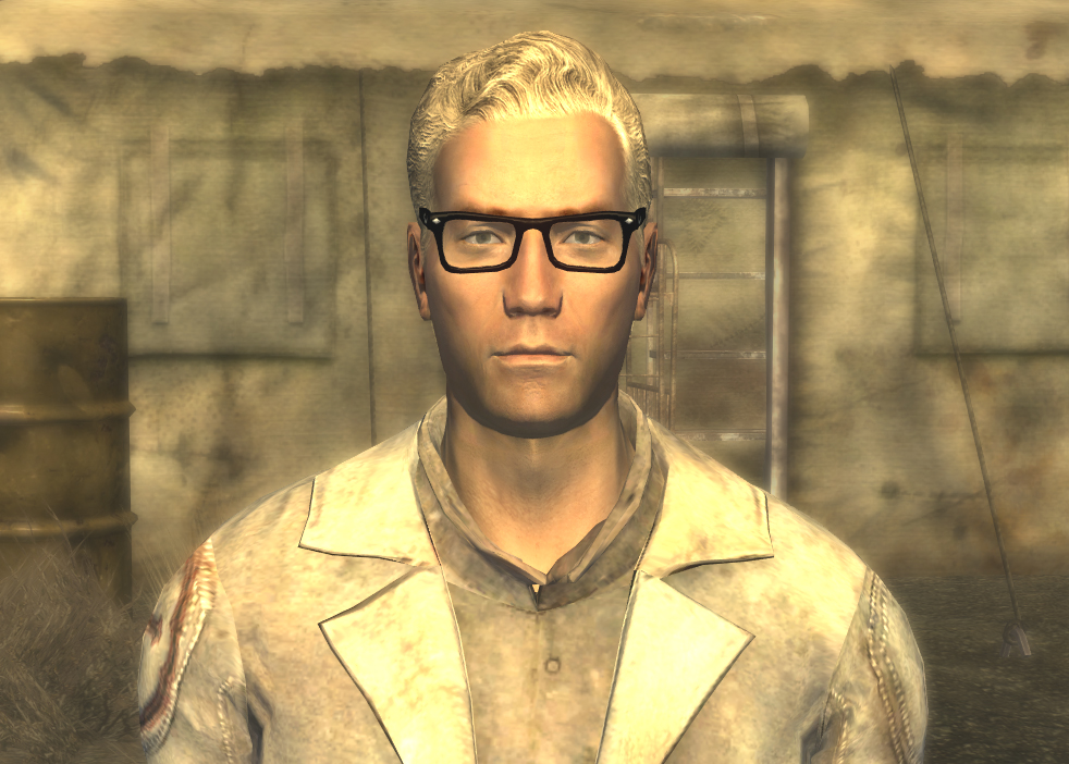 Most saint-like character in Fallout? Latest?cb=20150525231954