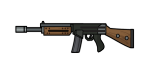 Assault rifle FoS