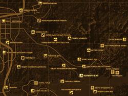 FNV Карта КОЛВИЛЛ-БЭЙ