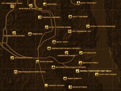 FNV Карта ЛАГЕРЬ СТАРАТЕЛЕЙ СМИТ-МЕСА