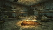 FNV Gun Runners HeadQuarters bedroom