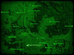 FO4 Завод «Уилсон Атоматойз» (карта мира)