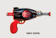 FO4 Art of Fo4 Thirst-Zapper concept art