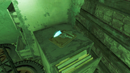 FO4 Faneuil Hall cashier's key