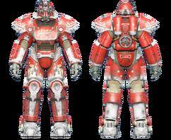 FO4 T-51 power armor Nuka-Cola
