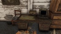 FO76 Pleasant Valley cabins Brody terminal