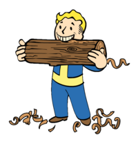 FO76 Woodchucker