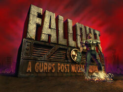 Fallout GURPS