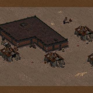 Khans base in <i><a href=