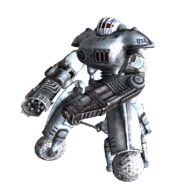 OA Winterized Sentry bot