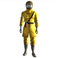 Radiation suit female