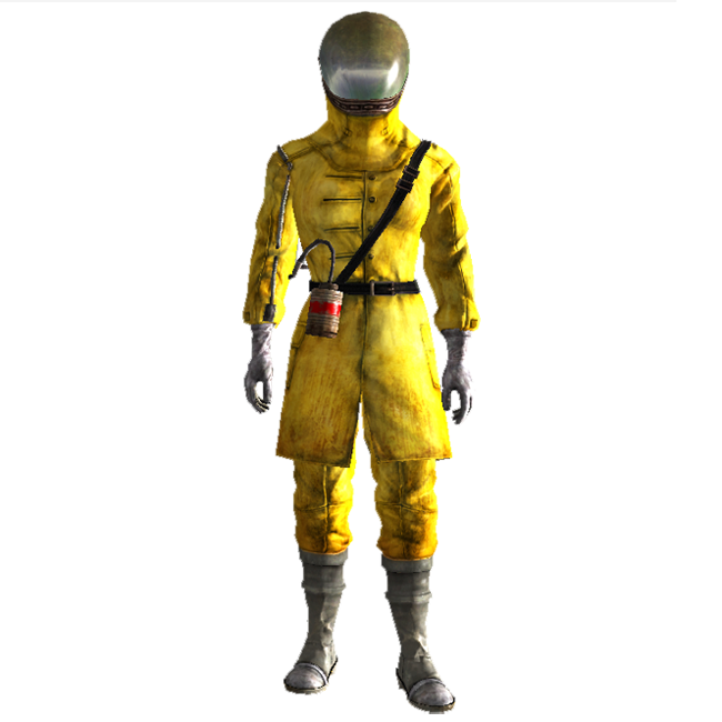 Radiation suit female