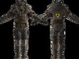 Remnants power armor