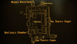The Thorn loc map