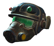 Assault marine armor helmet