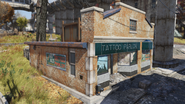 F76 Big Al's Tattoo Parlor