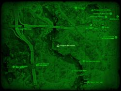 FO4 Усадьба Вестингов (карта мира)