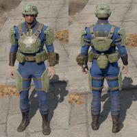 FO4 Combat armor