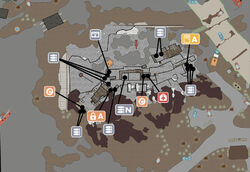 FO4 VDSG Quincy Quarries map