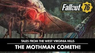 Fallout 76 – Geschichten aus den Hügeln von West Virginia Der Mottenmann kommt!