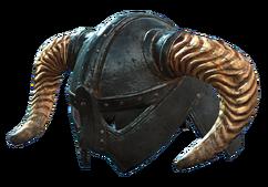 Fo4CC iron helmet