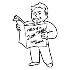 Icon Junktown Vendor