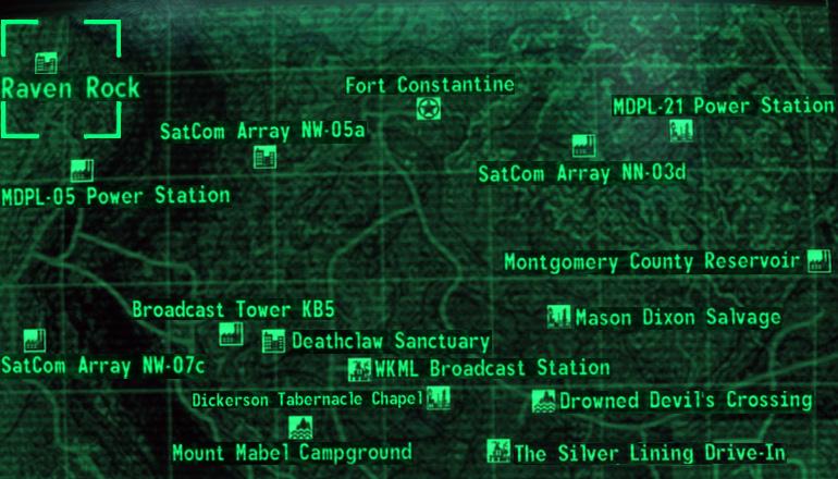 Raven Rock | Fallout Wiki | FANDOM powered by Wikia
