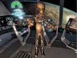 Capitán alienígena