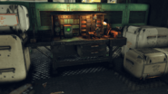 F76 Tinkers Workbench at Whitespring