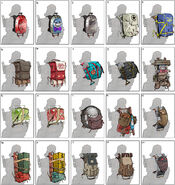 FO76 Backpack Concepts