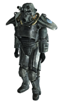 Fallout 3 T45d Power Armor