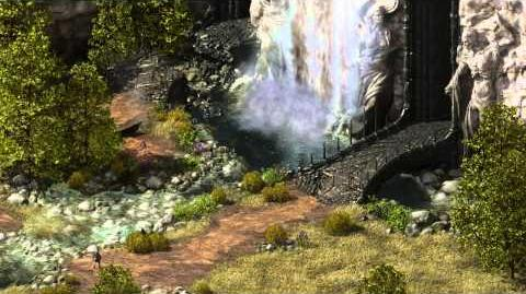 Project Eternity Update 49 Water, Trees, Day Night, Lighting..