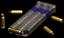 .44 caliber JHP