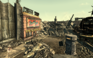 FO3 PF Toilets and Box
