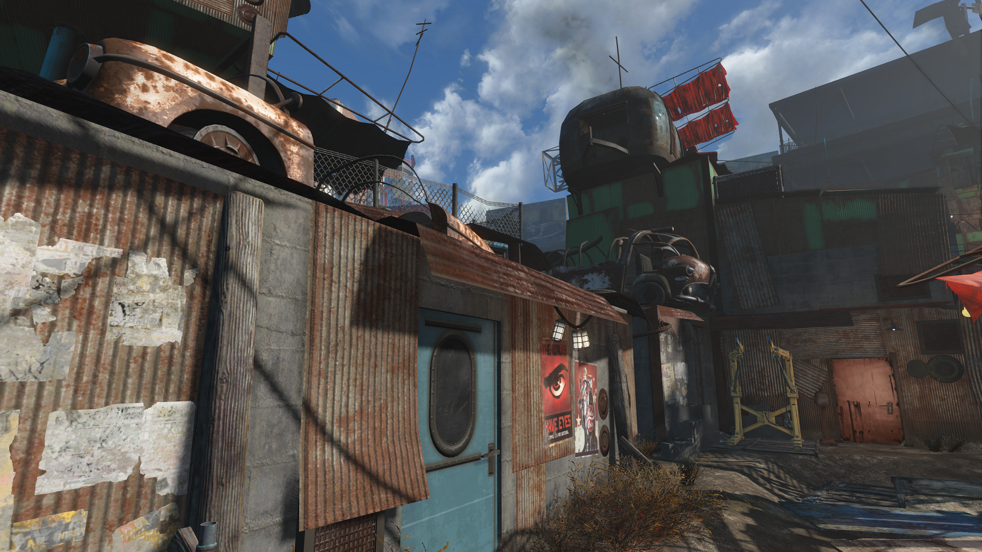 Fallout 4 Home Designs Part - 24: Home Plate