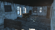 FO4 Croup Manor Third Floor Room