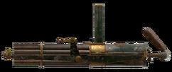 Fo76 Gatling gun