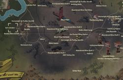 Sal's Grinders map