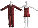 Seksowna piżama