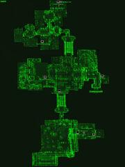 Vault 95 map