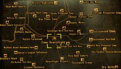Camp Searchlight loc