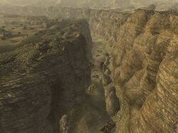 FNV Crescent Canyon west