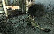 FO3 Drifter's corpse