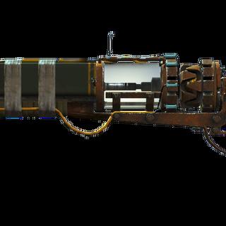 Розсіяний лазерний мушкет