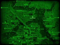 FO4 Конститьюшн (Уэзерби - вклады и займы; карта мира)