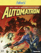 Fallout 4 Automatron add-on packaging