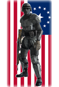 Fo3OA Real American Hero