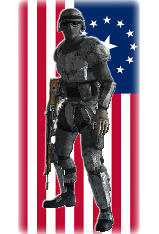 American soldier | Fallout Wiki | FANDOM powered by Wikia